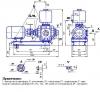 Насос вакуумный водокольцевой ВВН1-6