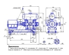 Насос вакуумный водокольцевой ВВН1-25