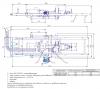 Насос для жидкого навоза НЖН-200А-1 (под 18,5кВт)